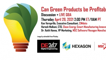 FREE WEBINAR: Can Green Products be Profitable?
