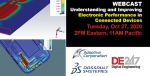 FREE WEBINAR: Highly Virtual Prototyping for Electronic Performance in Connected Devices