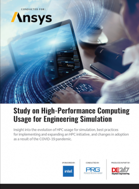 High-Performance Computing for Engineering Simulation