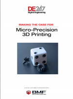 Making the Case for Micro-Precision 3D Printing