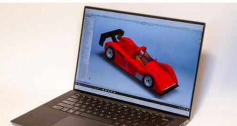 Dell Precision 5550: Thin, Fast and Pricey