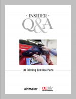 Insider Q&A: 3D Printing End Use Parts