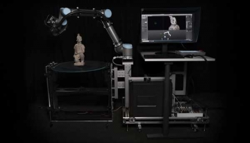 Fraunhofer IGD Develops Automated Robotic Arm