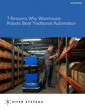 7 Reasons Why Warehouse Robots Beat Traditional Automation
