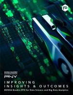 NVIDIA Quadro RTX for Data Science and Big Data Analytics