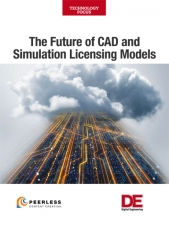 Technology Focus: The Future of CAD and Simulation Licensing Models
