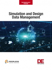 Technology Focus: Simulation and Design Data Management