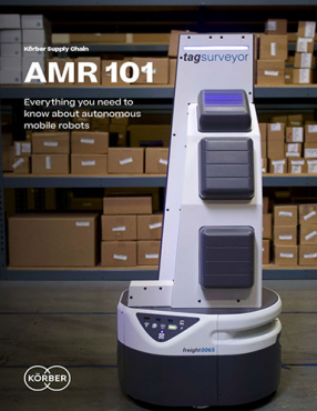 AMR 101: Everything You Need to Know About Autonomous Mobile Robots