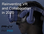 Reinventing VR and Collaboration in 2020