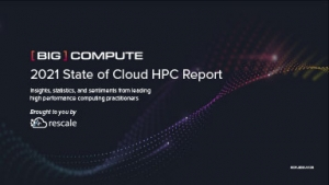2021 State of Cloud HPC Report