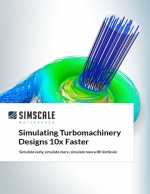 Simulating Turbomachinery Designs 10x Faster