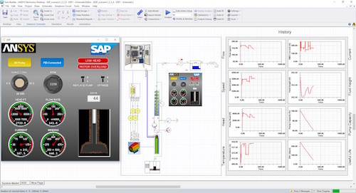 ANSYS, SAP Spin Digital Thread Between Engineering and Industrial